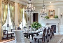 B. Luxury Dining Rooms
