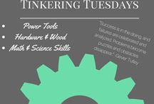Tinkering Tuesdays @ YSA