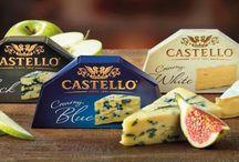 Castello oppskrifter / Oppskrifter  med Castello ost