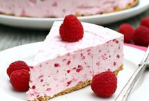 frozen raspberry cheesecake