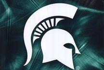 Spartans!!  Go GREEN