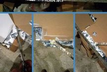 forrar cajas