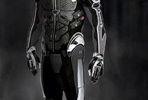 Rithik robot suits
