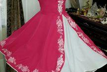 vestido china