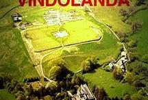 VINDOLANDA/Hadrian- Antonine Wall ~ Northumberland ~ ENGLAND