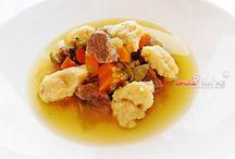 Preprosta in okusna ideja za jed na žlico, ki vas bo pogrela v hladnih dneh.