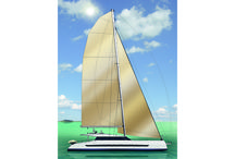 Exciting Yacht Designs / Beautiful catamarans and other boat designs from Two Oceans Marine... to whet your appeitite before the real boat emerges from production http://www.dtyd.co.za/design_view.php?id=43