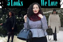 Plus Size Looks we Love  / by Marie Denee, The Curvy Fashionista