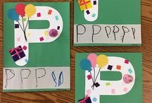 Letter craft ideas