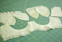 Bra making