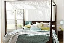 Bedrooms / by Melissa Lange