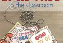 Brag Tags / Ideas and inspiration for using brag tags with elementary students .