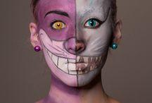 Cheshire Cat photo shoot