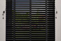 Fenster I Jalousien