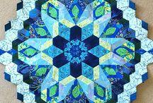 Hexagon Millefiore QAL