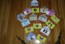 Mousekeeping Envelopes / Making tip envelopes for Disney Mousekeepers