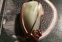 Gypsy Chyk Studio / Natural Stone Jewelry / Crystals / Gemstones / Macramé Jewelry / Hippie Style / Boho Style
