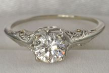 Vintage & Antique Engagement Rings / Vintage & Antique Engagement Rings. Click Photos to Link to Ring Seller's Website. Descriptions Come From Ring Seller's Website. Remember, Antique & Vintage Usually Means One of a Kind. Sellers May Only Have One of Each Ring So Once They're Gone, They're Gone!