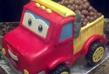 Gâteaux 3D Cars