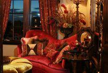 Освещение: лампы, торшеры, ночники и такие романтичные свечи!