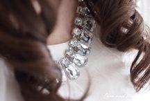 Luminous Locks  / Wedding Hair