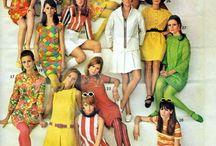 Moda♡ Década de 60