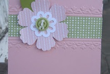 Stampin up Mixed Bunch / A board for ideas using the stampset from Stampin up