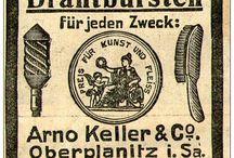 Deutsche Werbung 1890-1960