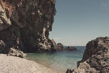 Salla Vesa Photography // Parga, Greece / travel photography , matkakuvaus, Parga, Greece, Valtos Beach, Lichnos Beach, Piso Krioneri, Ionian Sea, Joonianmeri