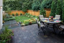 Backyard Inspiration / Yard Designs, Landscaping and Patio inspiration
