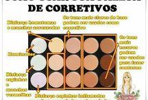 Maquiagem / Corretivo