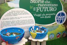 Storie che raccontano il Futuro / La premiazione a Roma del progetto educational di SNAM e l'inaugurazione della mostra.
