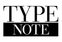 Type note