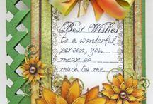 Heartfelt Creations card ideas
