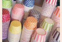 Party supplies / by Alesia Weldon Waldrup