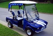cool golf carts / by Rod Kat Carter
