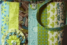 Quilting Bags from jelly rolls / Bags