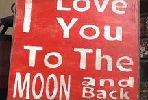 Celebrating Love / Valentines Day Ideas
