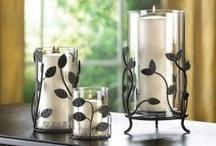 Candle Light Centerpieces