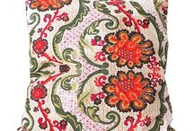 Egyptian tent pattern textiles / Egyptian tent pattern textiles Arabic fabric