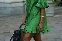 Fashion is bright