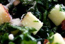 recipes:  salad