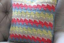 renkli yastık