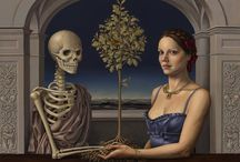 Death and the Maiden in Fine Art