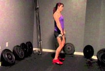 Weightlifting and Crossfit