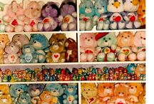 Smitham's Care bear collection