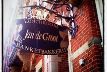 Huyzerij leven in 's-Hertogenbosch / Stads wonen, winkelen, genieten van terrasjes, heerlijk eten, mooie natuur, goede cultuur, prachtig museum, alles wat onze stad zo bijzonder en geweldig om in te wonen maakt.