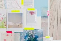 HOME...inspiration walls/mood boards / by Margarita Vasilakakos