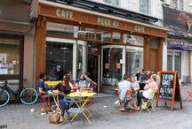 Bruxelles cafés/brunch/petits dejs