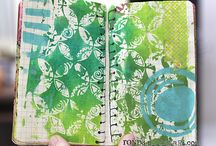 Art Journaling / by Stephanie Brimm
